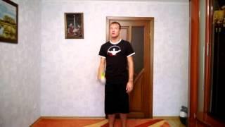 Обучалка 1 (как жонглировать 3 мя мячами)