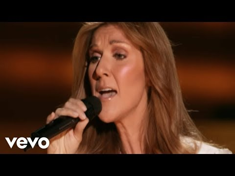 Céline Dion  Because You Loved Me  from Vegas show