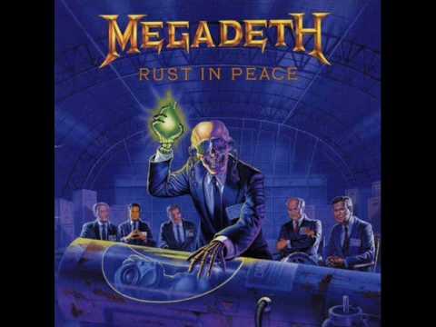 Megadeth  Dawn Patrol of Five Magics remix