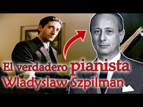 Wladyslaw Szpilman (El pianista) Lo que NO sabías
