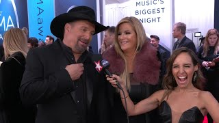 CMAs 2018: Garth Brooks & Trisha Yearwood Can't Stop Gushing About Each Other | Access