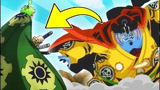 Das PROBLEM für ZORO & SANJI, das durch JIMBEI entsteht! 😱 [One Piece]