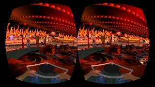 Hell Waltzer - A funfair ride for the Oculus Rift
