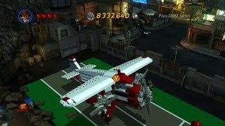 LEGO Indiana Jones 2 100% Walkthrough Part 29 -Temple of Doom Hub Collectibles