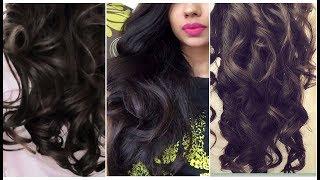 curly hair tutorial 2016