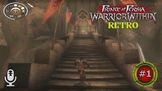 Retro herceg nem vén herceg! ⚔️ – Prince of Persia Warrior Within Longplay Végigjátszás #1 (HARD)