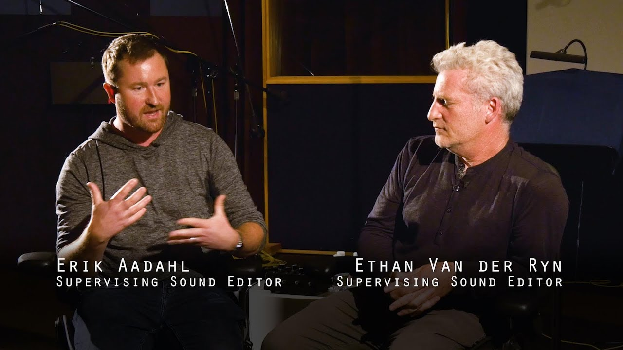Better Editing Through Sound Design | Jonny Elwyn - Film Editor