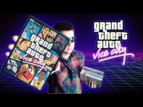 GTA Vice City [DELUXE] - LASER DISCO