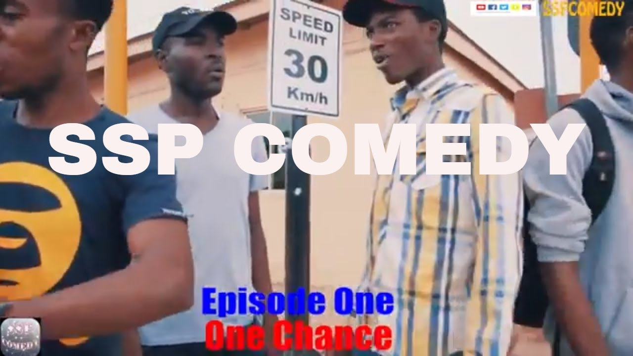 Download ONE CHANCE (SSP COMEDY) (Mark Angel Comedy) (Episode 1)