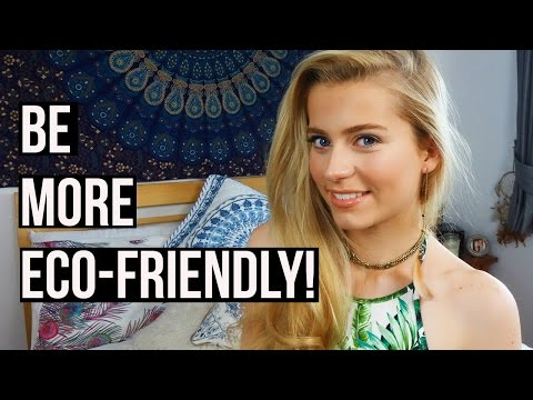 Ways Everyone Can be More Eco-Friendly & Save Money | Ellesse