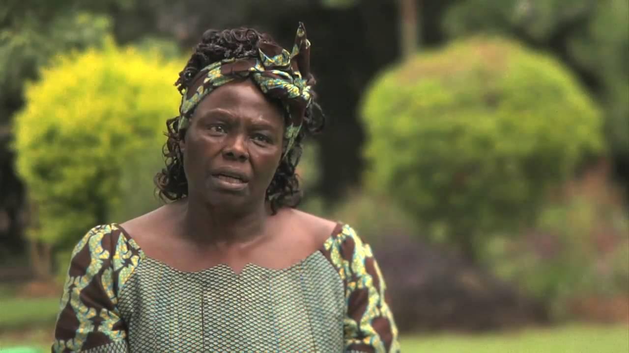 Wangari Maathai - Good Fortune . POV on PBS