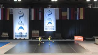 ECC 2015 - SHDD - Marchenko & Leontieva (Ukraine-2, UA)