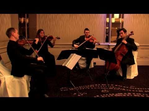 Au fond du temple saint (The Pearl Fishers) - Strelitzia String Quartet