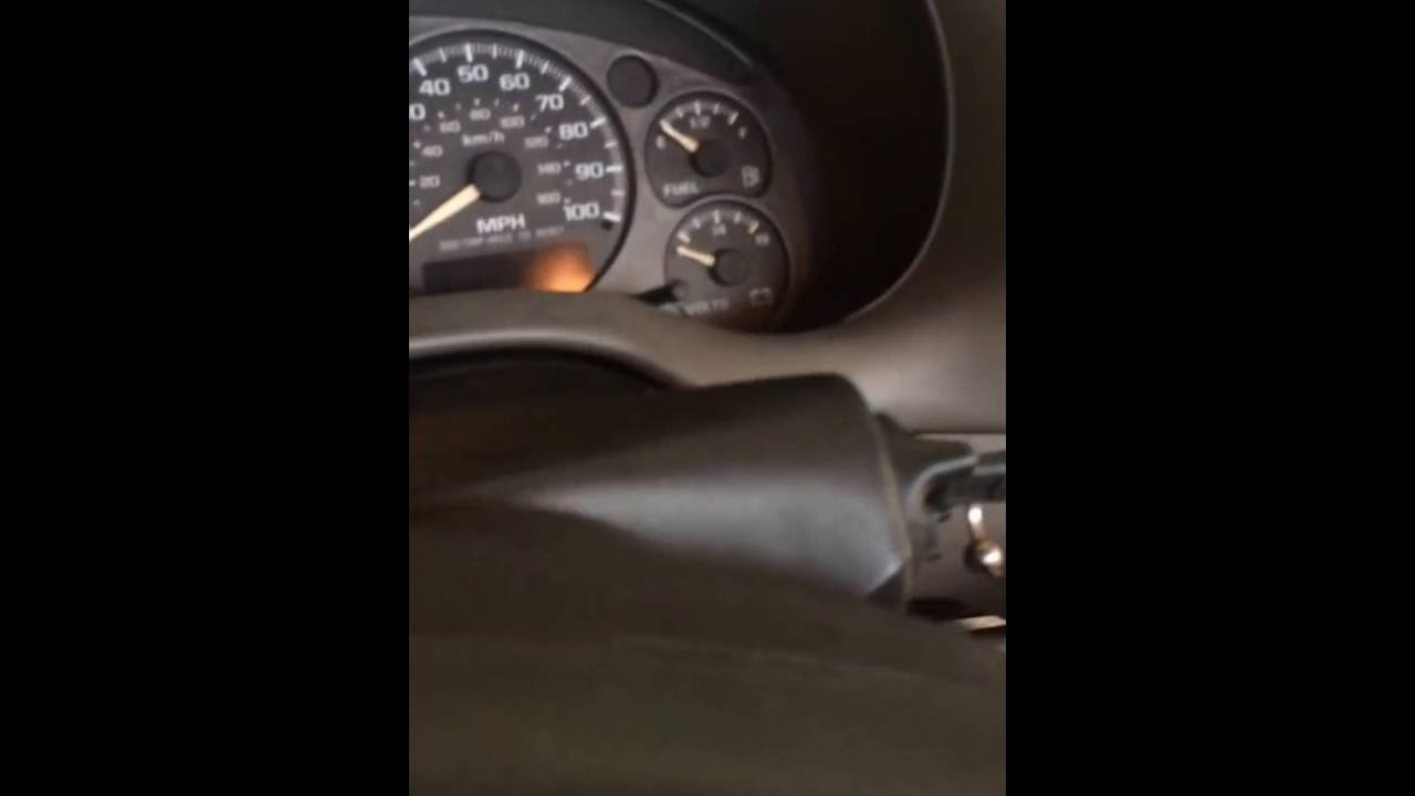 2000 Blazer Dash Embly In 1998 S10 Success