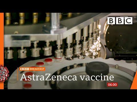 AstraZeneca vaccine: How do you weigh up the risks and benefits? @BBC News live 🔴 BBC