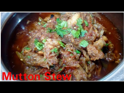 Mutton stew recipe by Kitchen With Rehana