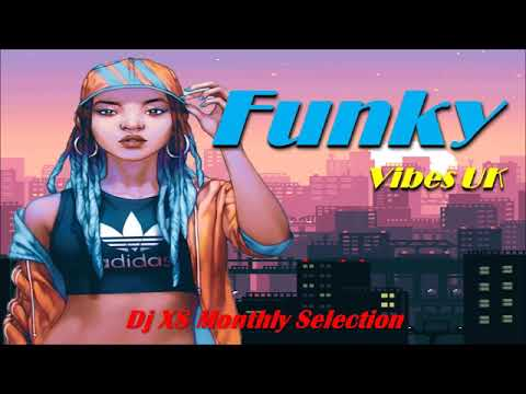 Funky Vibes Mix 2019 - Dj XS March Selection (Best Nu Funk, Disco, Hip Hop & House Grooves)