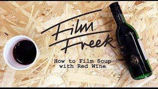 HOW TO FILM SOUP: RED WINE   FujiFilm Superia 200   FILM FREEK