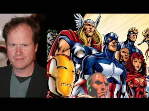 Joss Whedon directing the Avengers movie Mp3