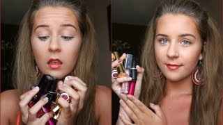 Lip Product Addict Tag | Faobeauty Thumbnail
