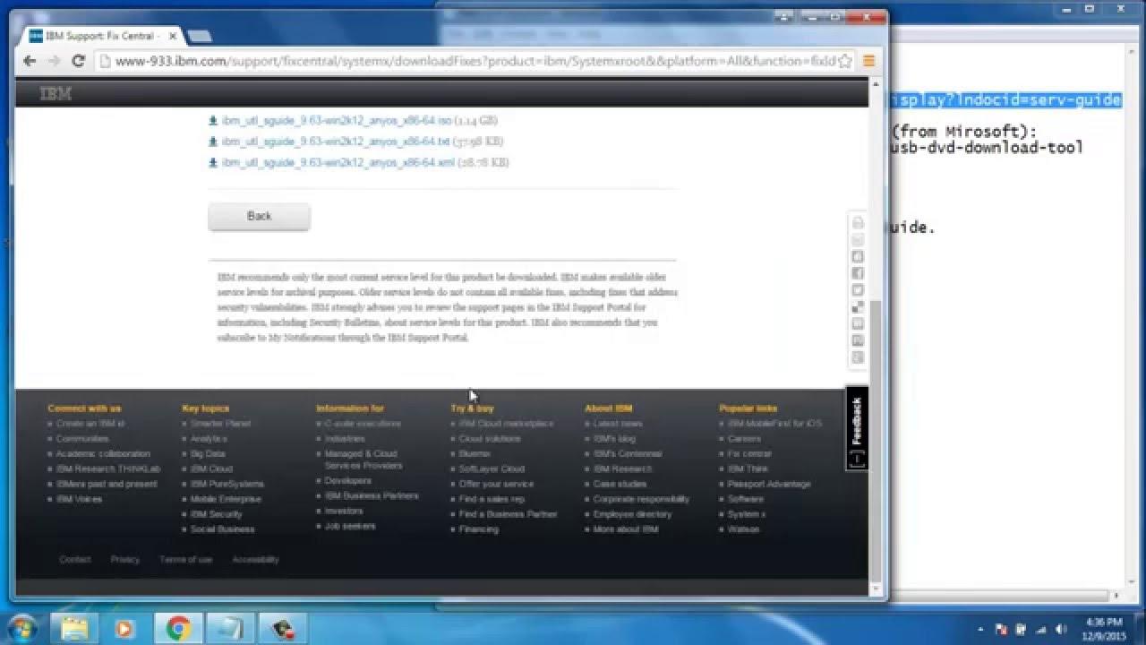 ibm serverguide 8.41