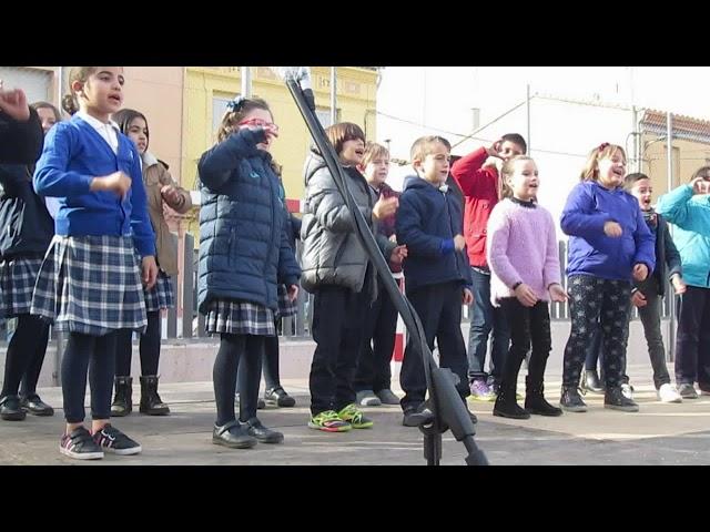 Festival Nadal 2017-18 - 2n Primària - El Petit Vailet