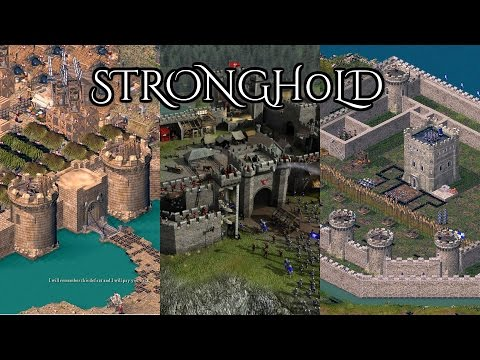 BEST TOP 3 STRATEGY (CASTLE BUILDER) GAMES OF ALL TIME.