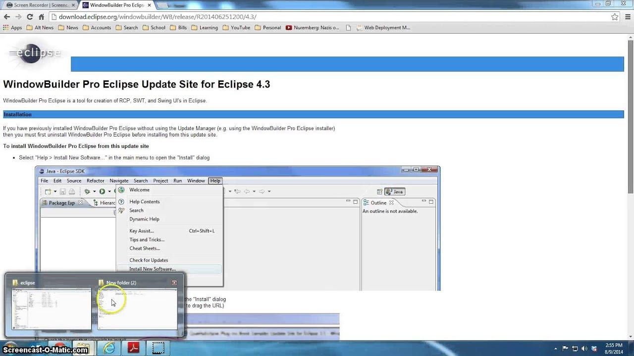 Swt install youtube swt install baditri Choice Image