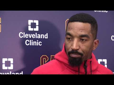 JR Smith on being down 0-2 to Celtics and Game 3
