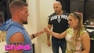 Tyson Kidd's gift he received from the late Dusty Rhodes: Total Divas Bonus Clip: Feb. 2, 2016
