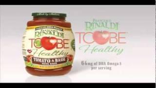 Tobe Healthy Pasta Sauce - Heartbeat