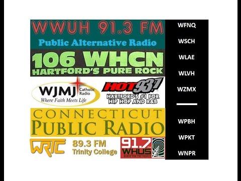 Hartford Standalone FMs   ep. 2 of Connecticut Radio Memories   2015 WWUH Documentary