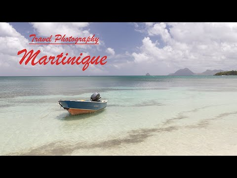 Travel Photography - Martinique