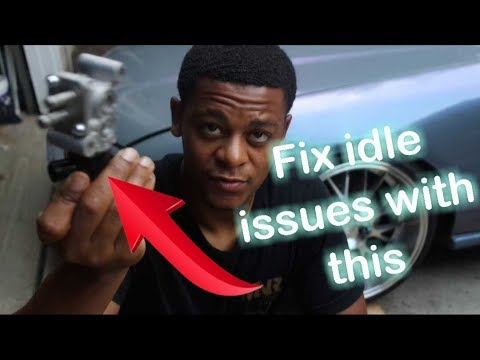 How to fix Honda idle issues | HONDA PRELUDE