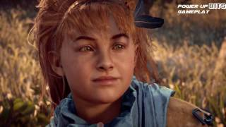 Gameplay: Horizon Zero Dawn - Inicio