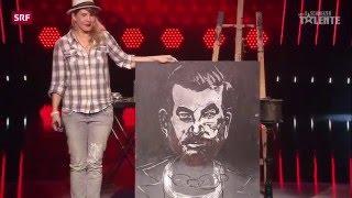 Corinne Sutter,Talento Suiza [Subtitulos Español]