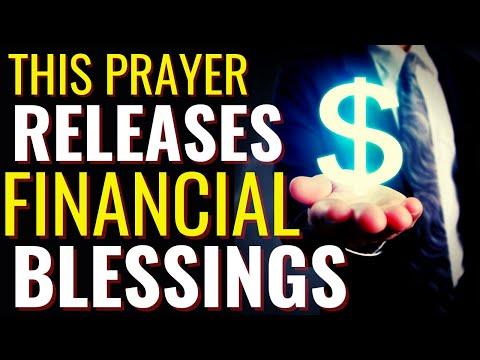 Short Prayer For Money - Short Prayer For Financial Blessings
