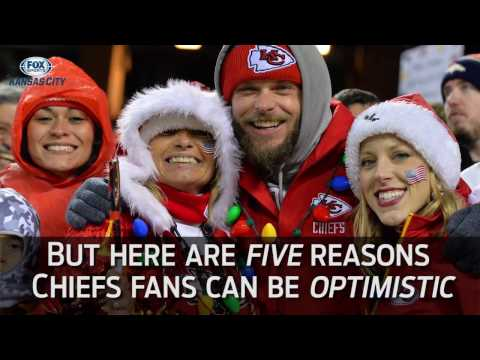 Reasons for optimism for Chiefs fans against Steelers