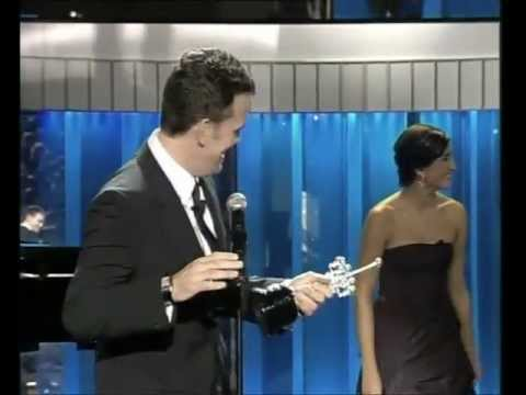 Gala Premio Donostia - Matt Dillon - 54 edición 2006