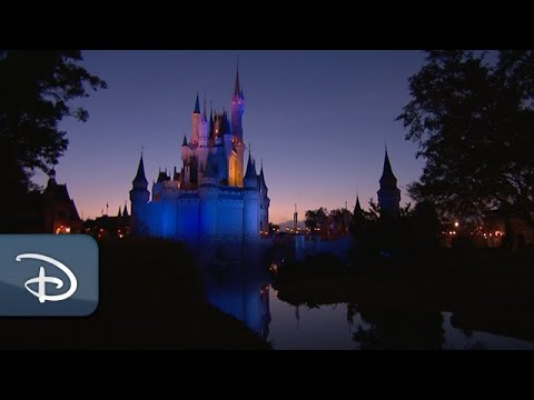 Check Out This Magical Sunrise from Walt Disney World Resort | #DisneyMagicMoments