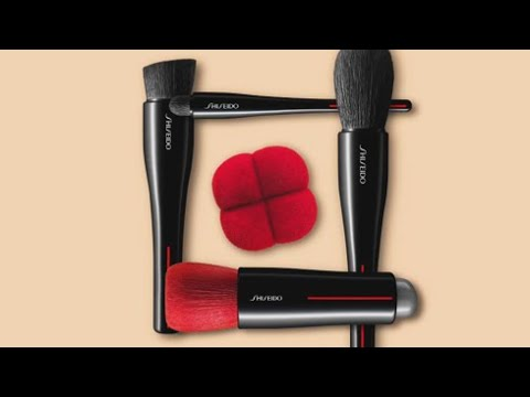 Complexion Brush Collection To Polish & Refine Effortlessly | Shiseido