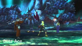 Final Fantasy X HD: Tidus's Overdrives