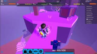 *ROBLOX* playing flood escape 2