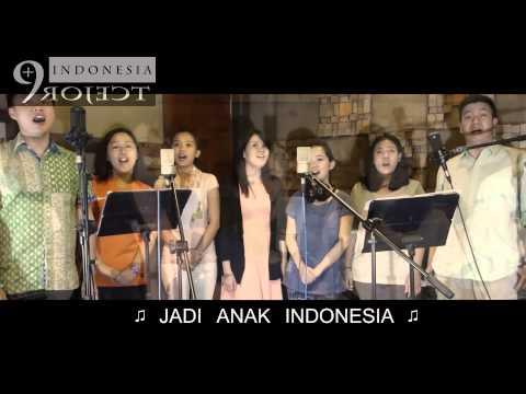 Various Artists - Bangga Jadi Anak Indonesia (Cover)