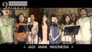Various Artists - Bangga Jadi Anak Indonesia (Cover)