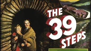 The 39 Steps (1935)   Hitchcock Review #7