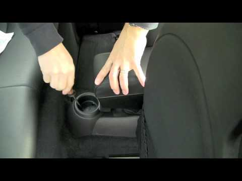 How To Install The Ultimate Armrest For Mini Coopers R50 R59 Youtube