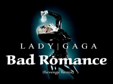 Bad Romance  Lady Gaga Revenge Remix dj Dark Intensity