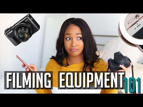 My Youtube Filming And Equipment Set Up 2020 (Advice For Beginners) | Life Of An Entrepreneur