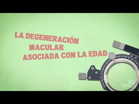La Degeneración Macular Asociada con la Edad (DMAE)